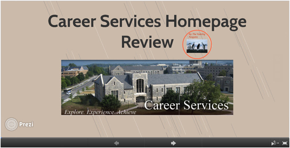 careerservices-prezi